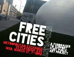 Flint Public Art Project_NYC fundraiser